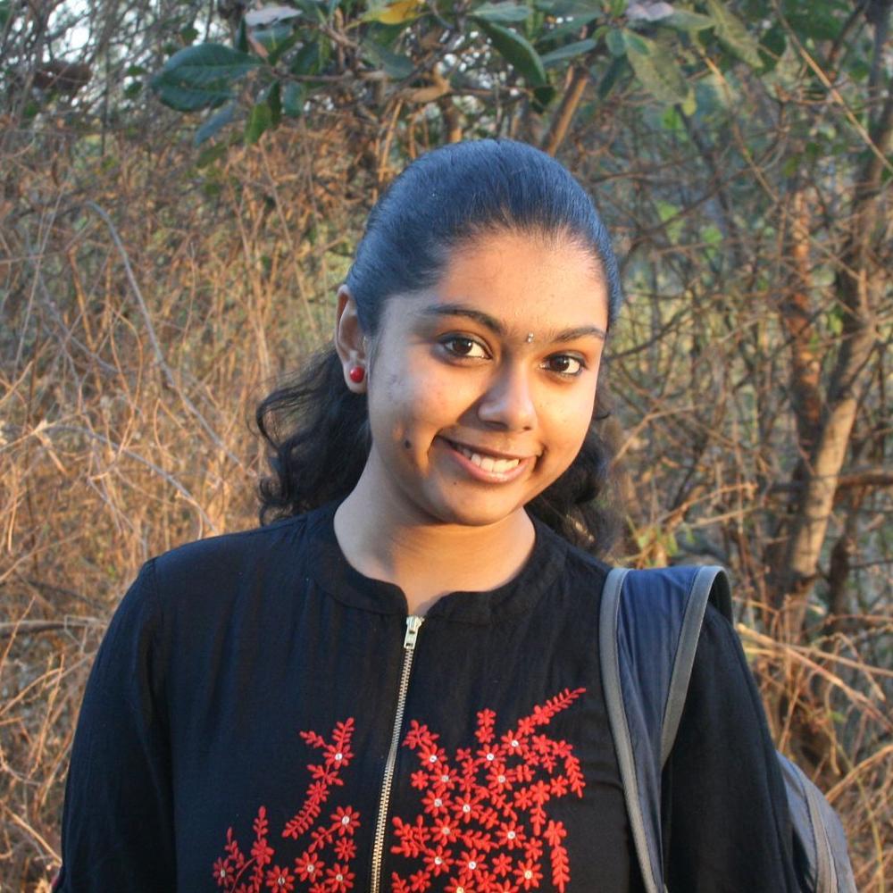 Krithika A Ramaswamy