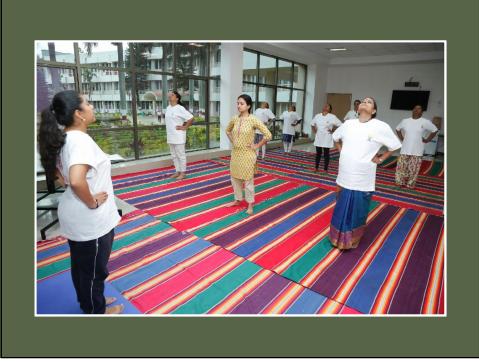 Yoga ISRO
